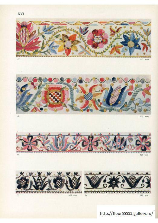 Folk Art Embroidery