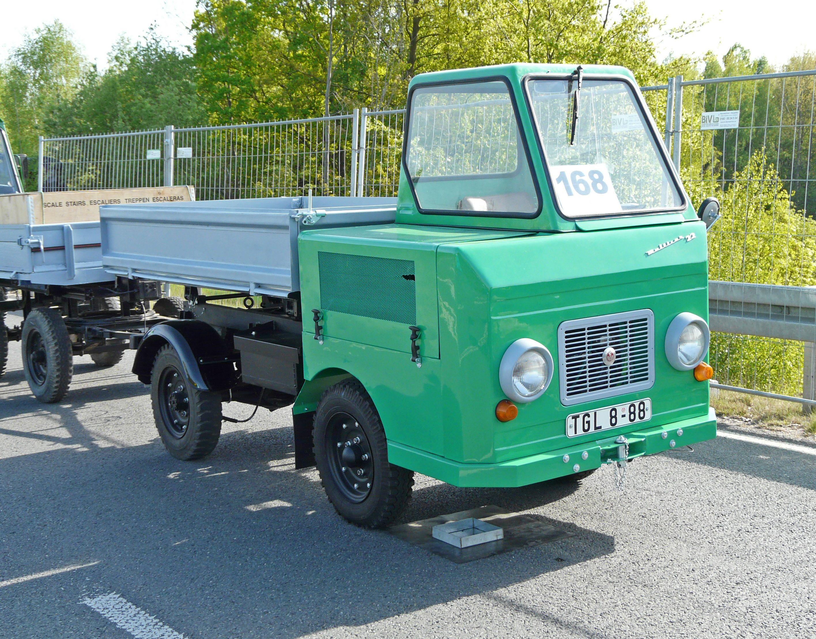 Multicar ddr produkte pinterest east german car