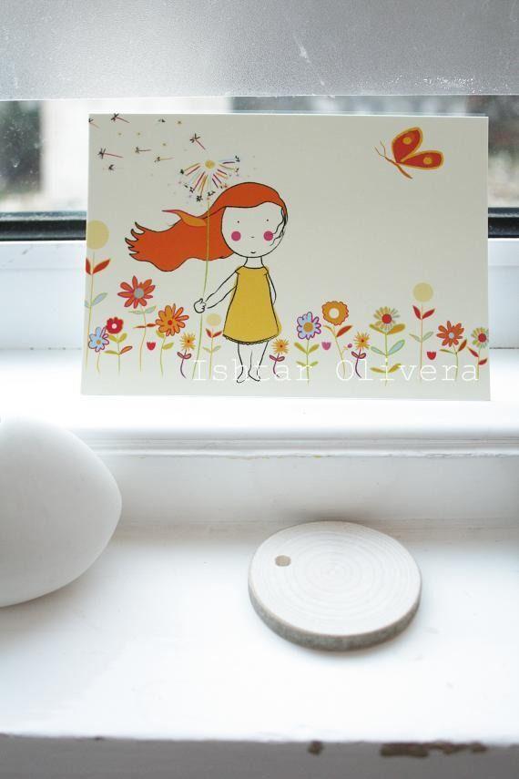 New postcards ♥ Nuevas postales | Ishtar Olivera