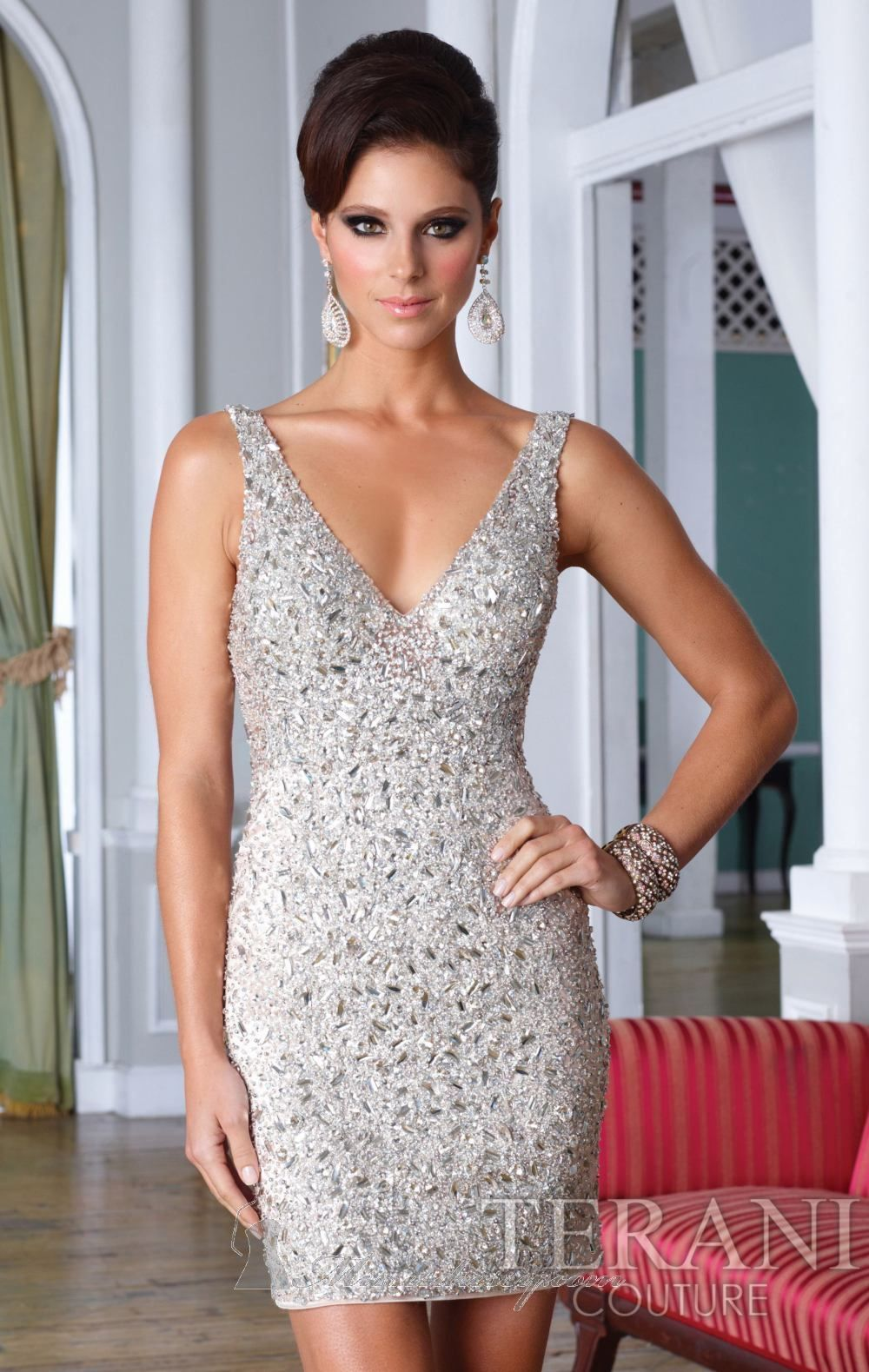 Terani C1282 by Terani Couture Evening | New Arrivals | Pinterest
