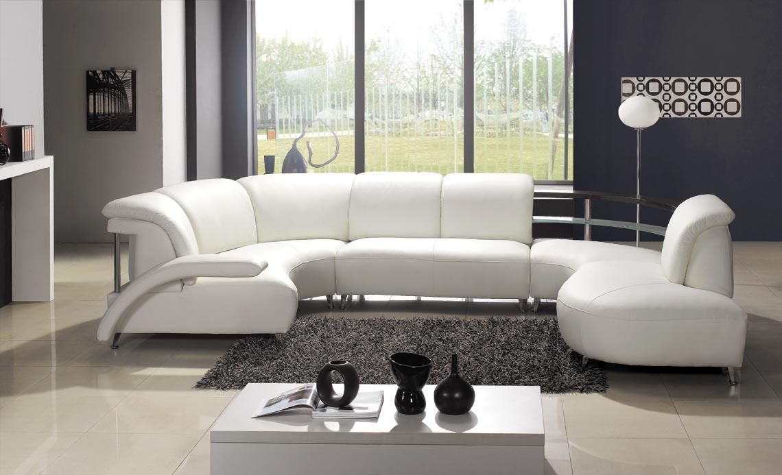 17 best ideas about white leather sofas on pinterest white leather couches cream leather sofa and white couches - Modern Sofas