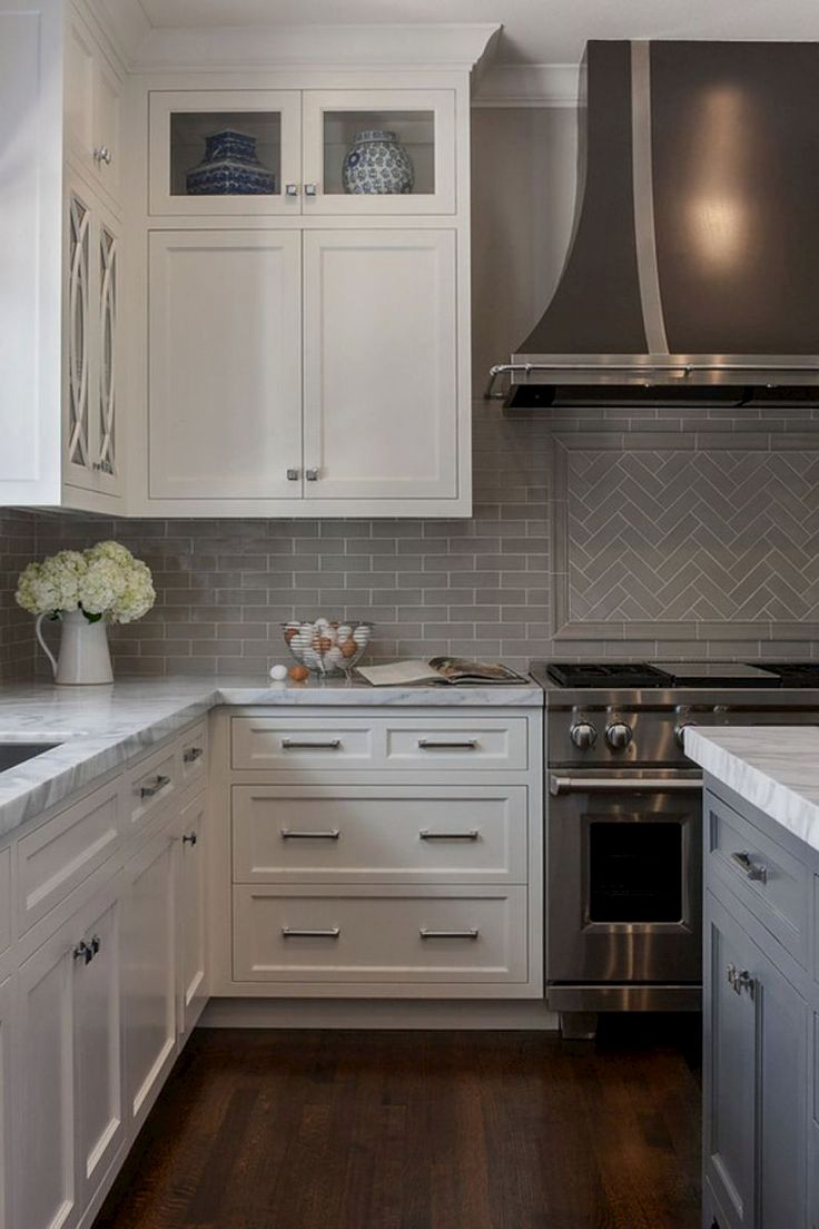 28 Best White Kitchen Design And Decor Ideas #KitchenRemodeling
