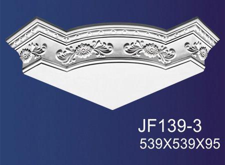 Gypsum Plaster Cornis Corner Decoration And Design Bedroom Lighting Diy Diy Ceiling Rustic Lighting Diy