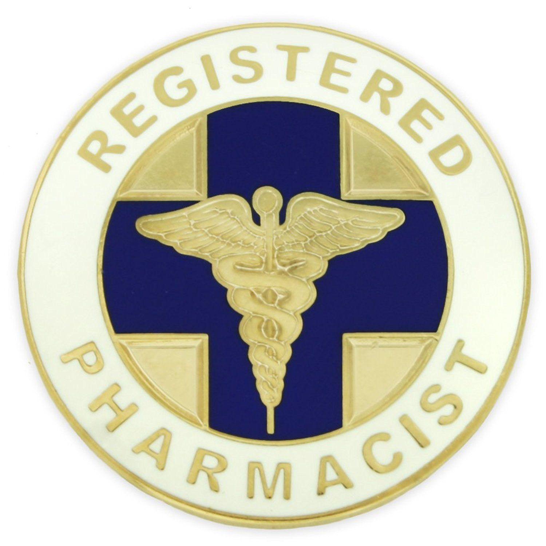 Pinmart/'s Registered Nurse Rn Medical lapel pin