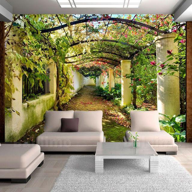 Karibik für zu Hause 40+ unglaublich schöne Fototapeten Designs