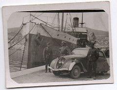 peugeot202schiff (R58c) Tags: auto car military ww2 vehicle 2wk peugeot 202 fahrzeug wehrmacht pkw beute kfz