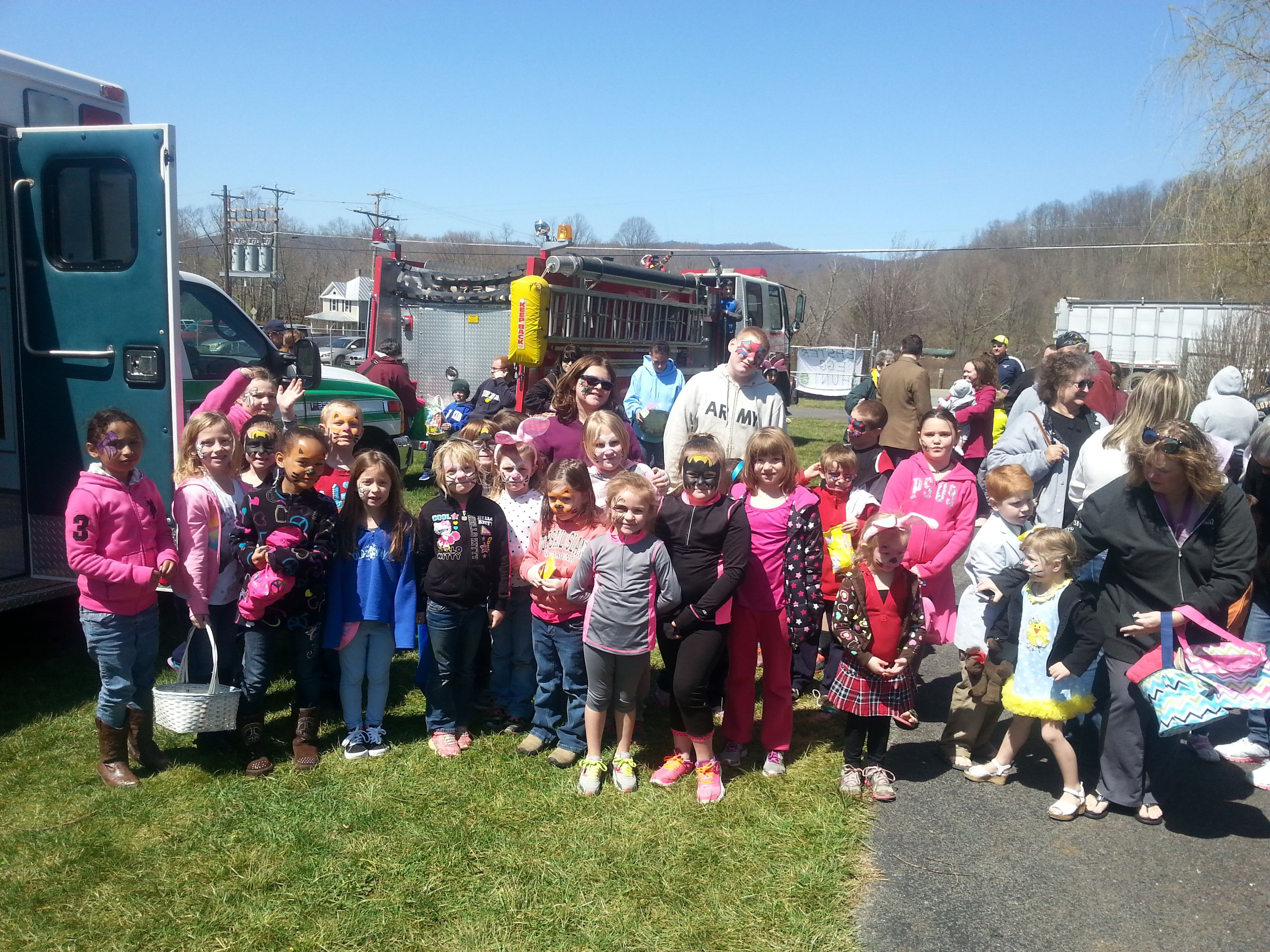 2nd Annual Sugar Grove Community Easter Egg Hunt Egg