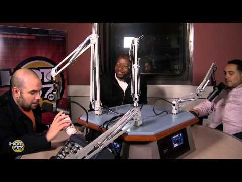 Ciph  Rosenberg talk to Comedian Sherrod Small about the Ebro Takeover
