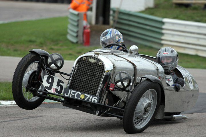 The H.A.M.B. | Morgan cars, Three wheeled car, Classic cars