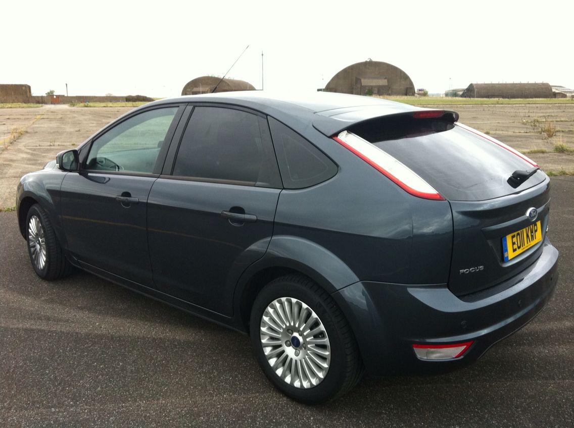 Ford Focus Mk2.5 Titanium | Ford | Ford focus, Ford, Cars