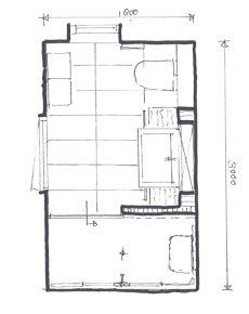 Senioren badkamer plattegrond plattegrond pinterest living spaces tiny houses and spaces - Badkamer plan m ...
