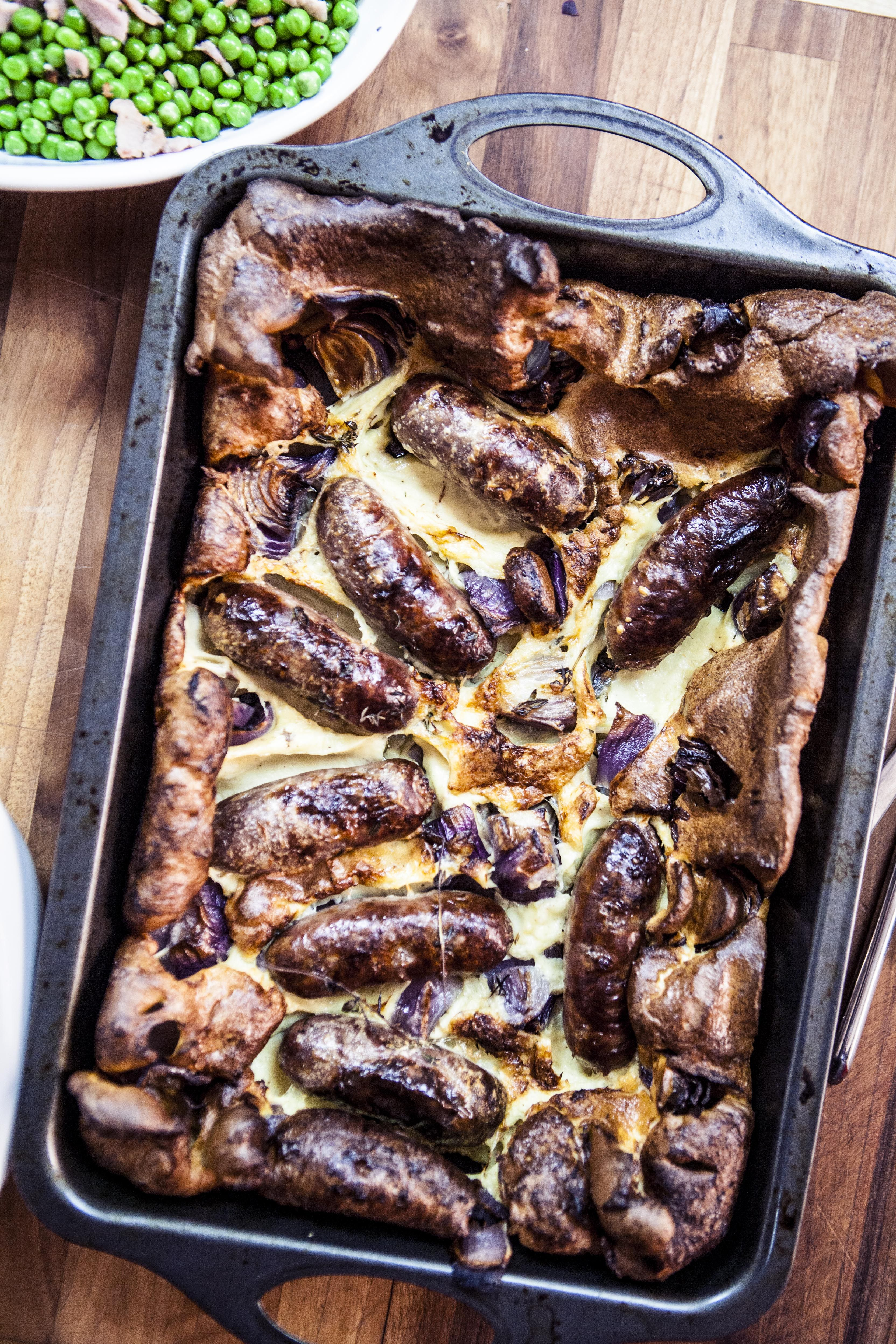 Toad in the hole a real british treat you have to try this now toad in the hole a real british treat you have to try this british recipesenglandsavoury forumfinder Images