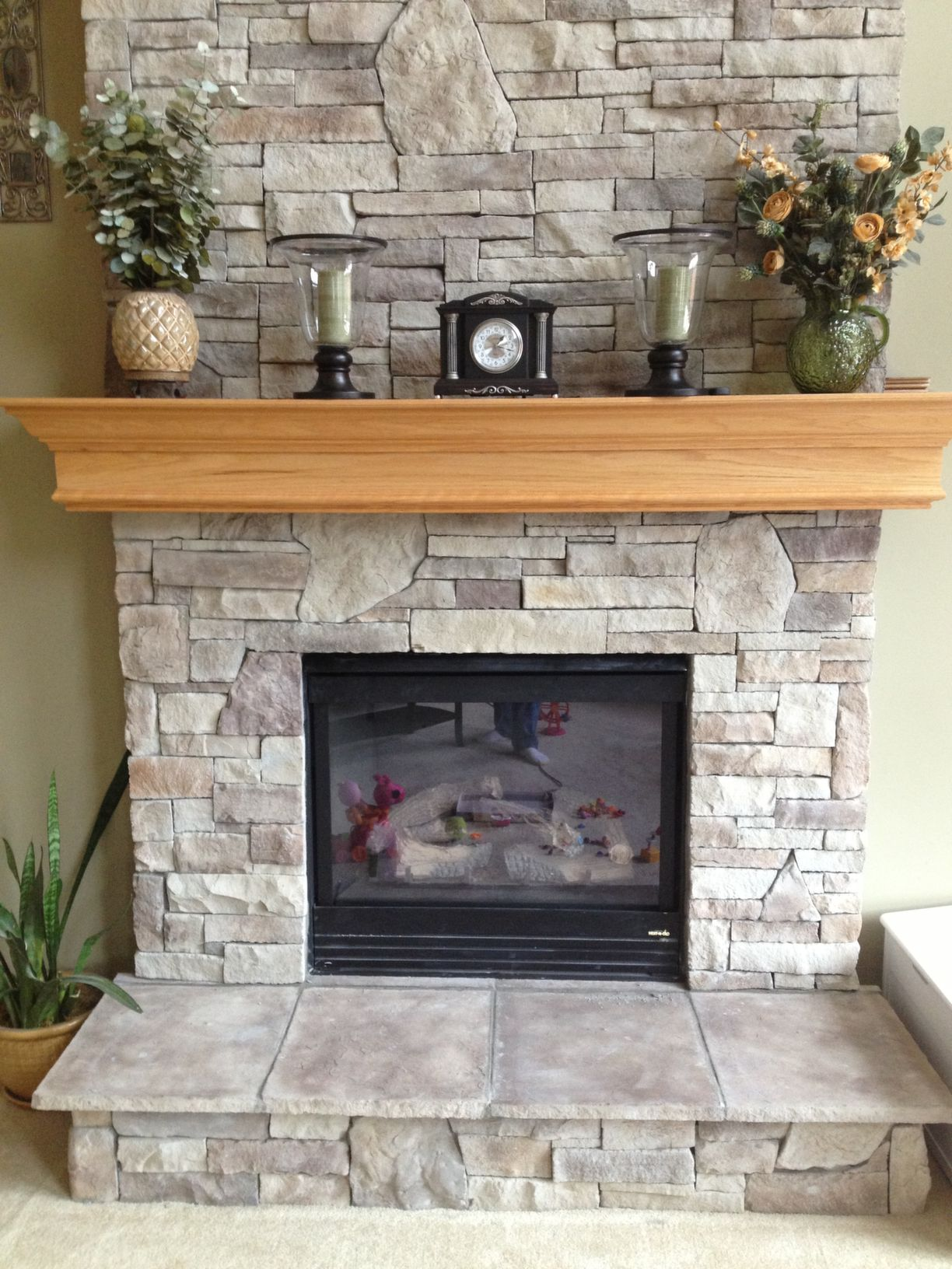 North Star Stone offers a wide range of stone for fireplaces with