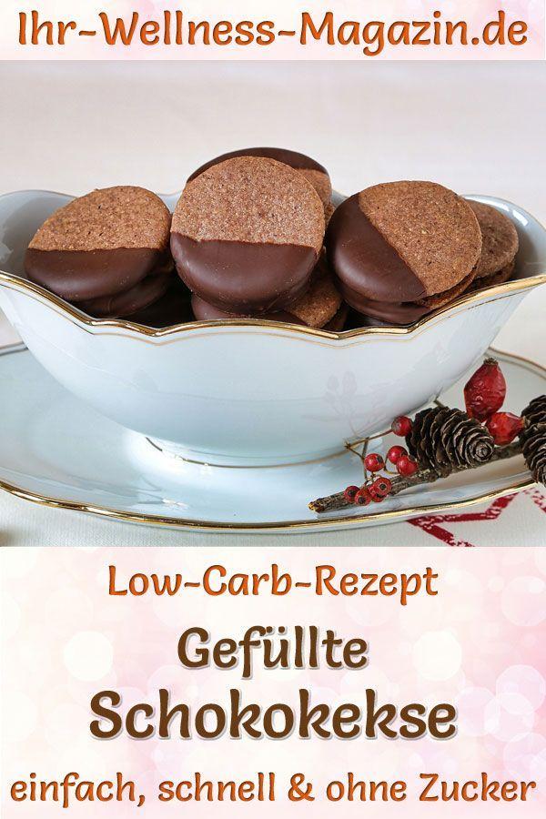 Einfaches Low2 2 Carb2 2 Rezept Für Weihnachtsgebäck Ohne Zucker – Low Carb Ideen