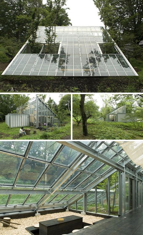 The Ultimate Camouflage Creative Green House Habitat Greenhouse
