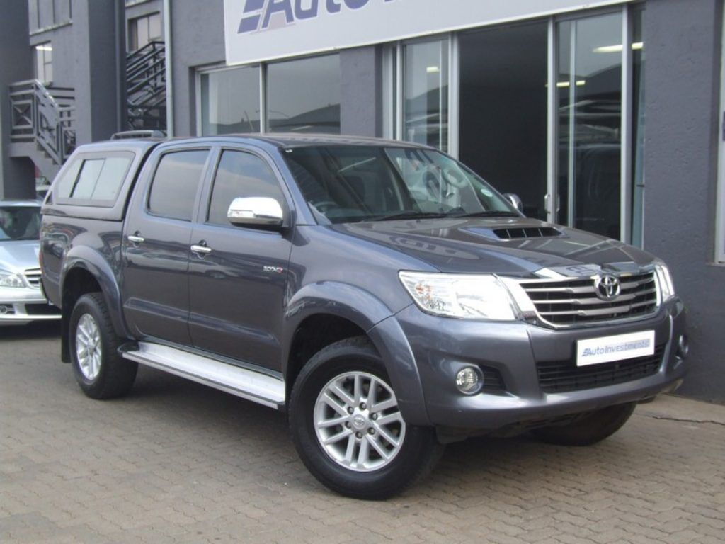 Used Toyota Hilux 3 0d 4d 4x4 Raider For Sale In Gauteng 1014485