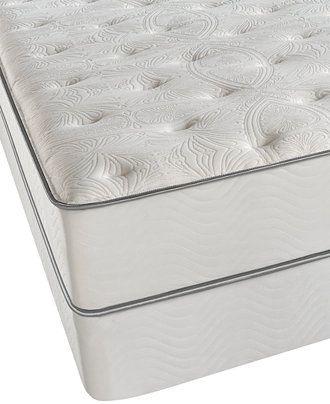 Beautyrest Clic Zoey Plush Top Queen Mattress Set Mattresses Macy S