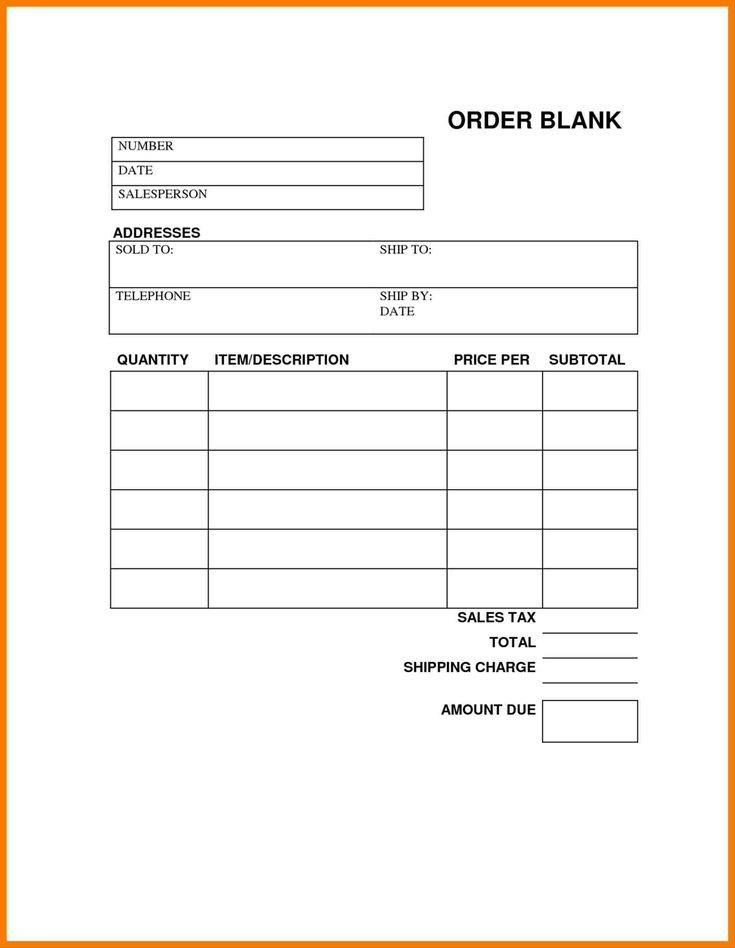 Words Their Way Blank Sort Template 7 Professional Templates