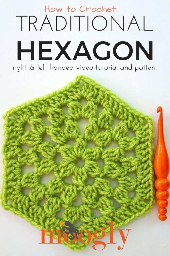 Traditional Hexagon Motif | Tagesdecken, Square und Decken