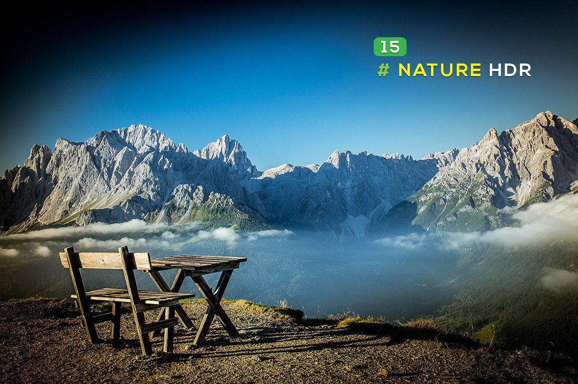 100 Hdr Lightroom Presets Matter Customize Seconds Lot Beautiful Landscapes Digital Photography Tricks Hdr Lightroom