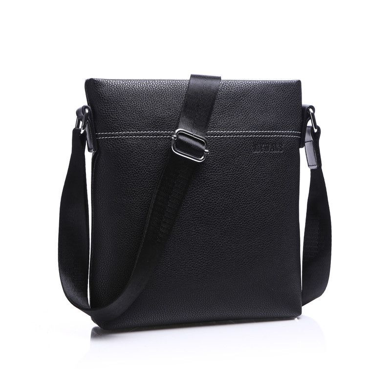 d7559af7ea51 2017 Famous Brand Leather Men Shoulder Bag Casual Business Satchel Mens  Messenger Bag Vintage Men s Crossbody Bag bolsas male