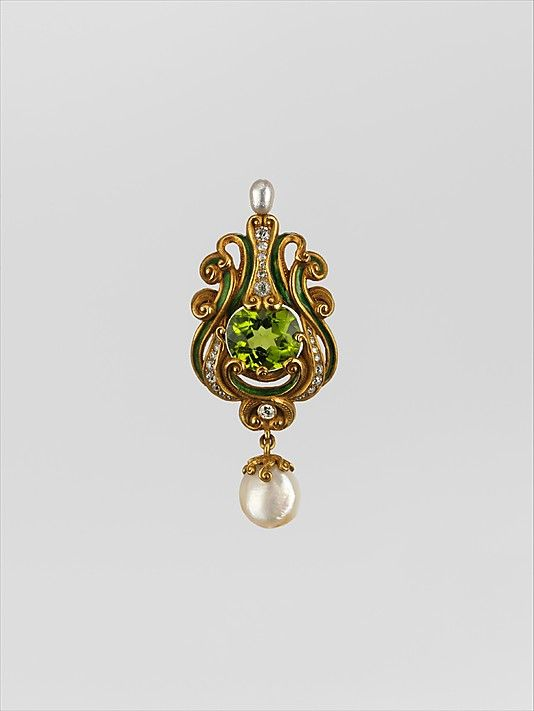 Brooch, Marcus and Company, ca. 1900