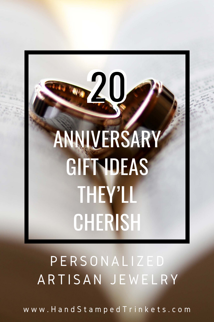 20 Anniversary Gift Ideas They Will Cherish Personalized Handmade And Custom Date And 10 Year Anniversary Gift 20th Anniversary Gifts Year Anniversary Gifts