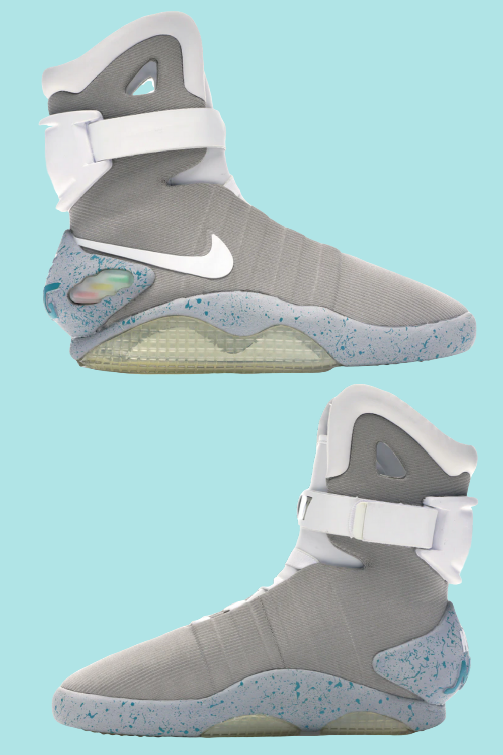 Nike MAG Back to the Future (2011) in