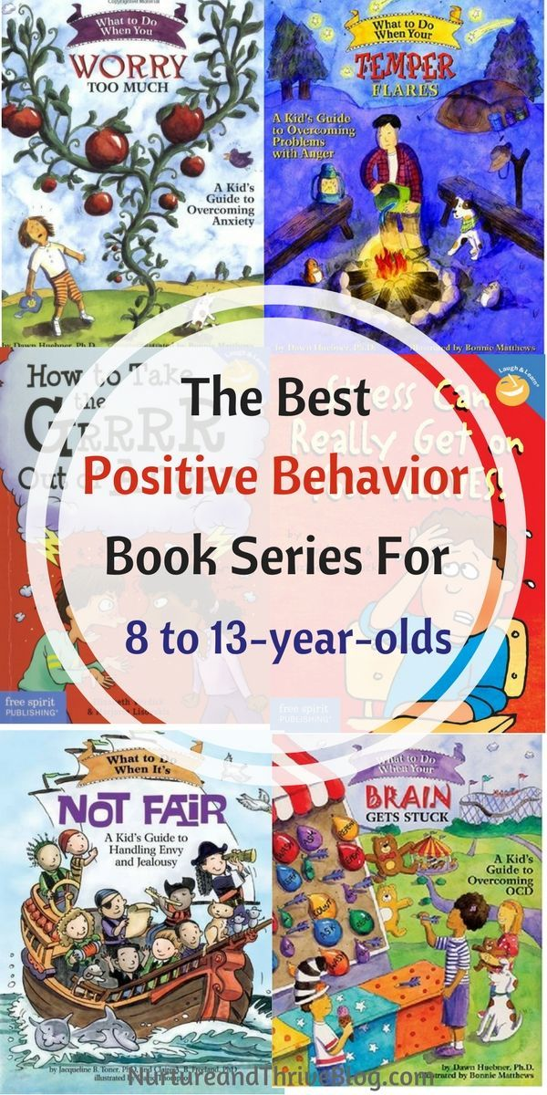 Change your child's behavior with books! The best Positive Behavior Book  Series for 4 to 7-year-olds. Great resources for parents from Ashley  Soderlund ...