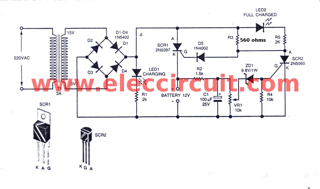medium resolution of dry battery charger circuit