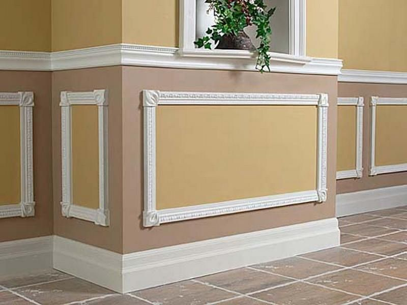 Elegant Wainscoting Idea For Master Bedroom
