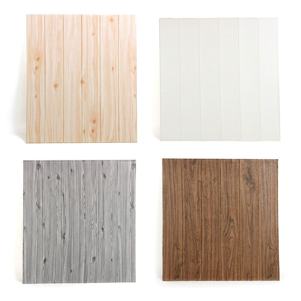 3d Wood Grain Wallpapers Pvc Waterproof Contact Papers Home Wall