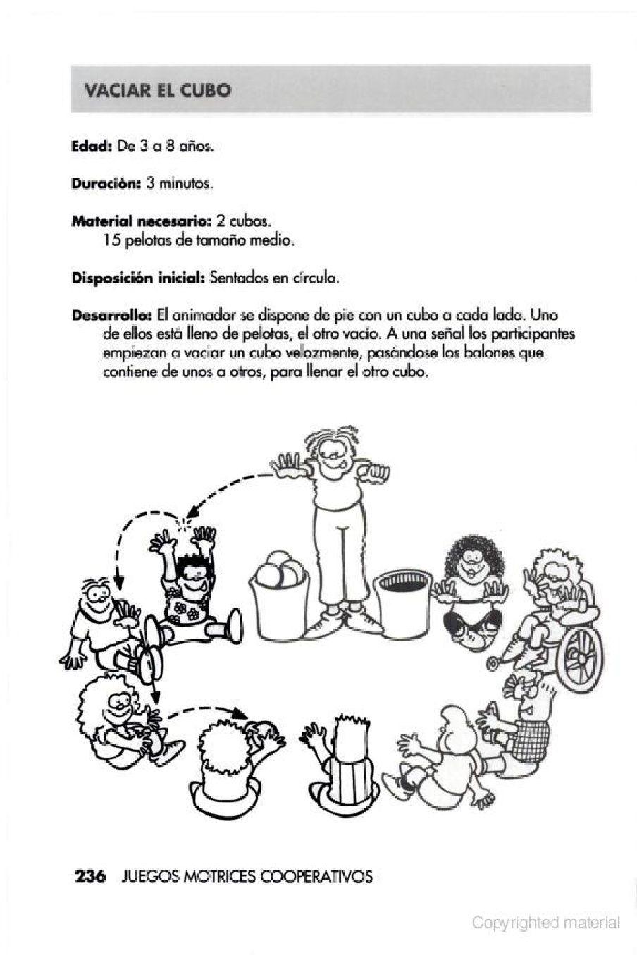 Juegos Motrices Cooperativos Preescolar Games Homeschool Y