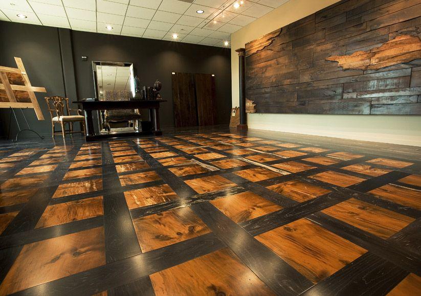 Custom Wood Floors Custom Wood Reed Floors Custom Wood