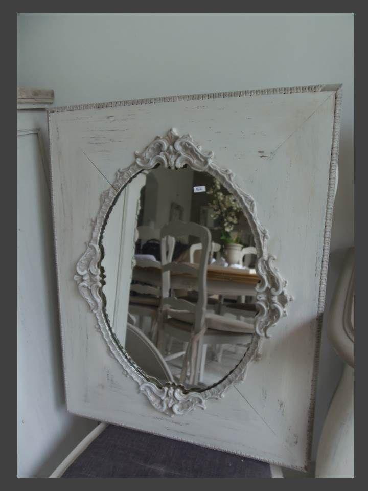 miroir atelierdes4saisons votre int rieur joue la carte du shabby chic esprit brocante. Black Bedroom Furniture Sets. Home Design Ideas