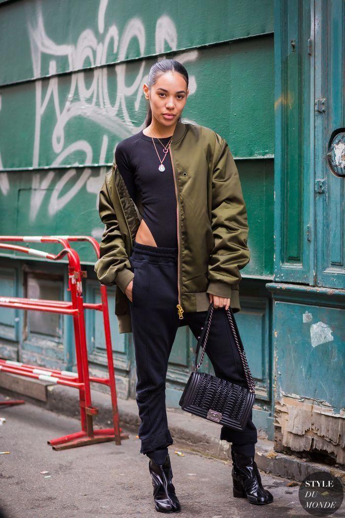 Aleali May Street Style Street Fashion Streetsnaps by ...