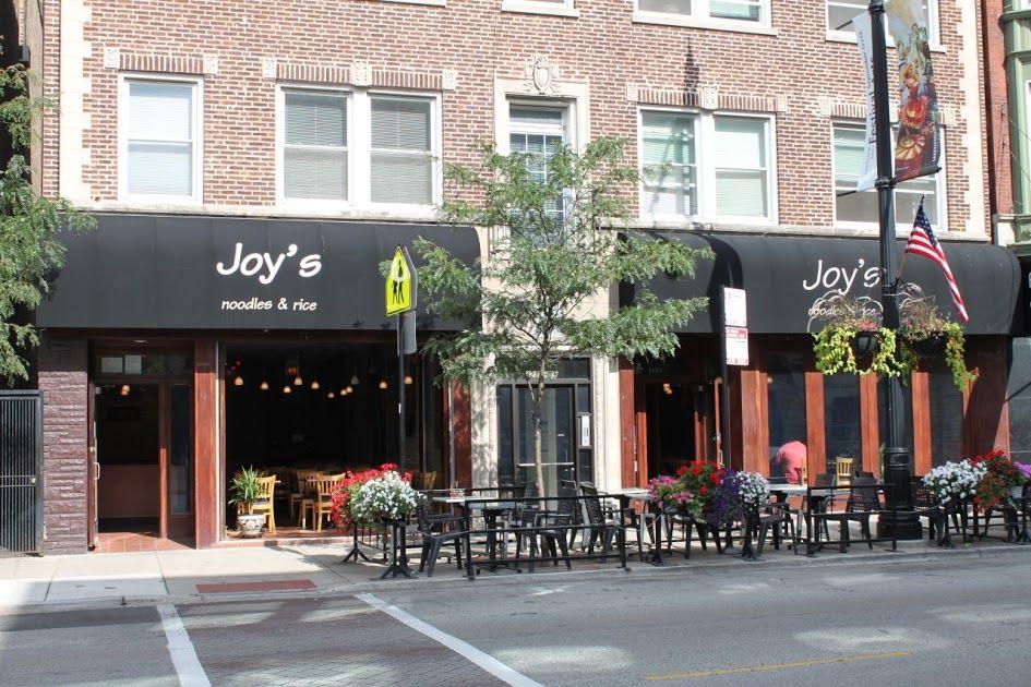 Joy S Noodles Rice In Chicago Illinois Travel Illinois