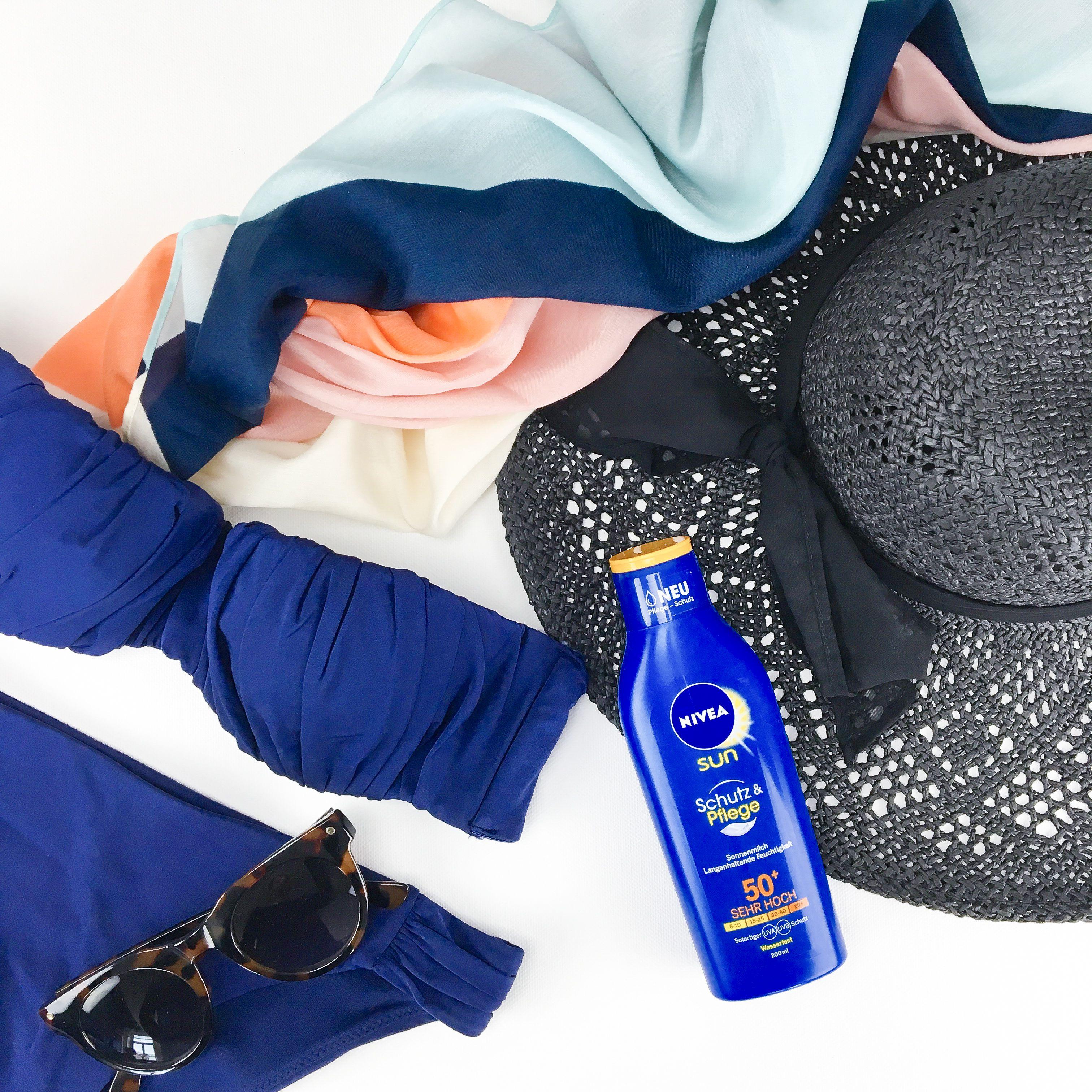 die must haves der saison niveasun summerfeeling strandurlaub strandtasche sonnenmilch. Black Bedroom Furniture Sets. Home Design Ideas