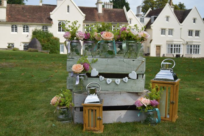 Outdoor Wedding Ideas At Silchester House