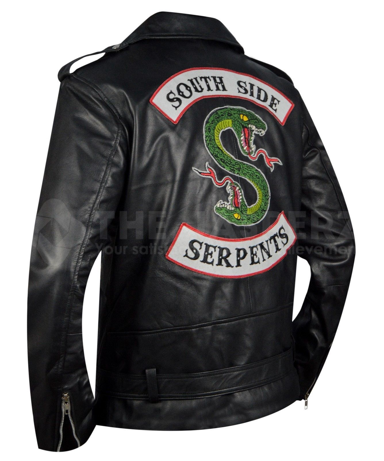 South Side Serpents Damen T-Shirt Archie Snake Biker Mc Motorcycle Riverdale