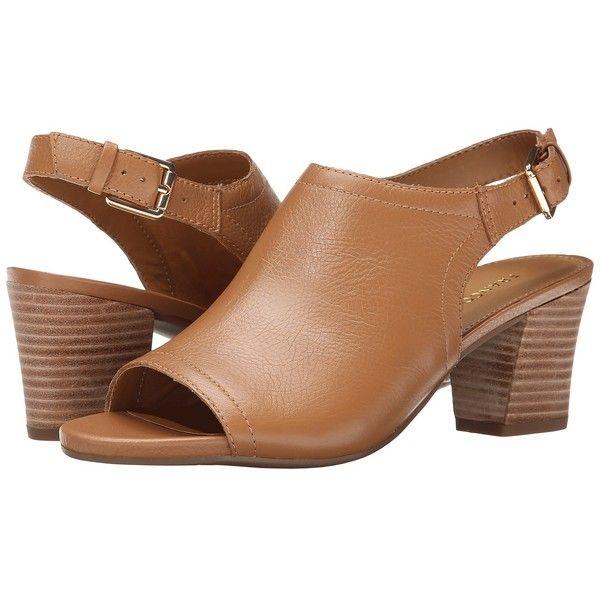 e01cb0ef5da Franco Sarto Monaco High Heels ( 109) ❤ liked on Polyvore featuring shoes