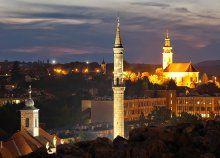 Fedezzétek fel Eger történelmi városát, kóstoljatok finom borokat és csobbanjatok a termálfürdőben!