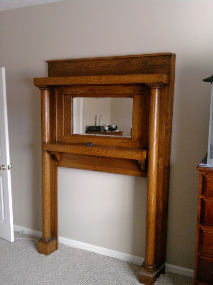 Antique fireplace mantels and Fireplace mantel