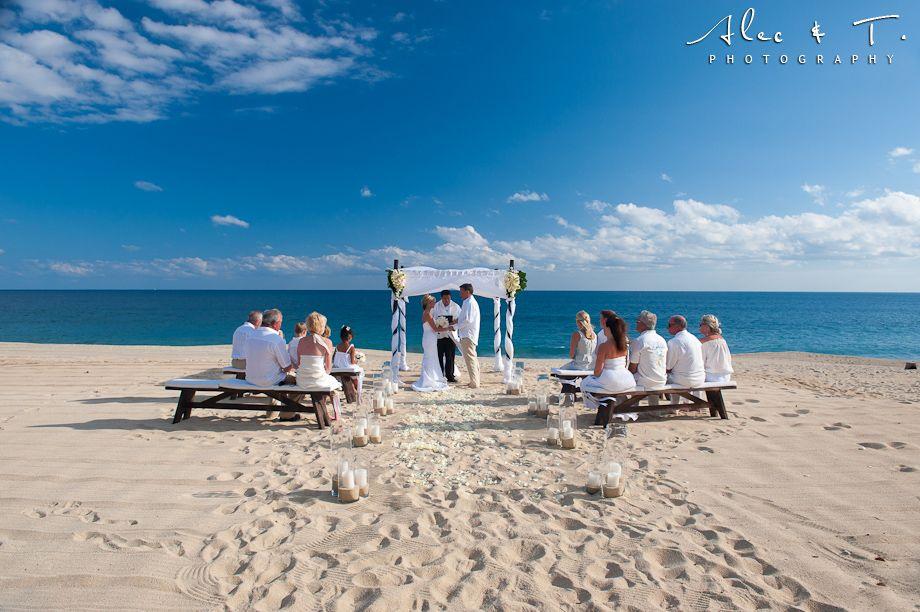 Destination wedding photographer gives advice on importance of ceremony setup