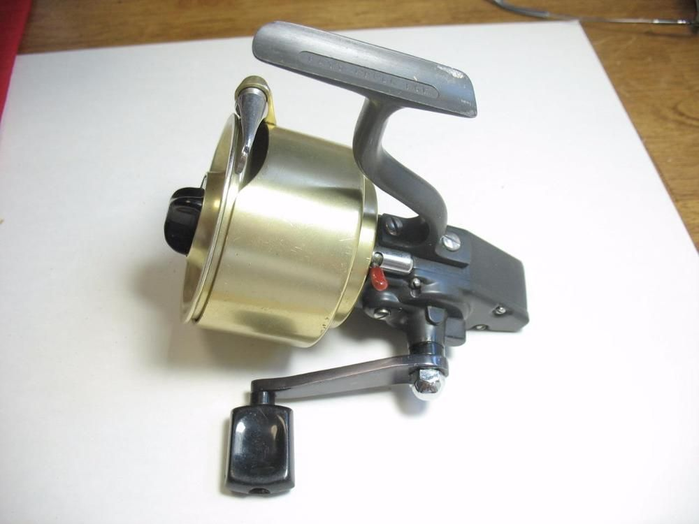 Fin Nor No 4 Old Spin Fishing Reel | eBay | Collectable