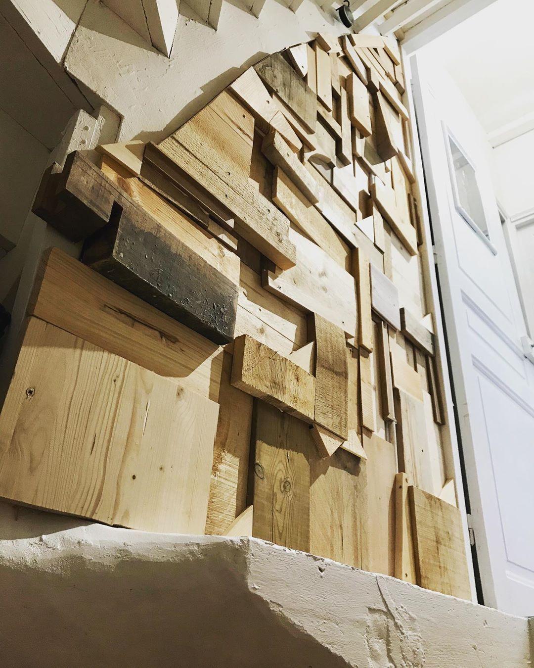 Séance «bricolage» à la maison ce week-end, en mode recyclage avec des c…