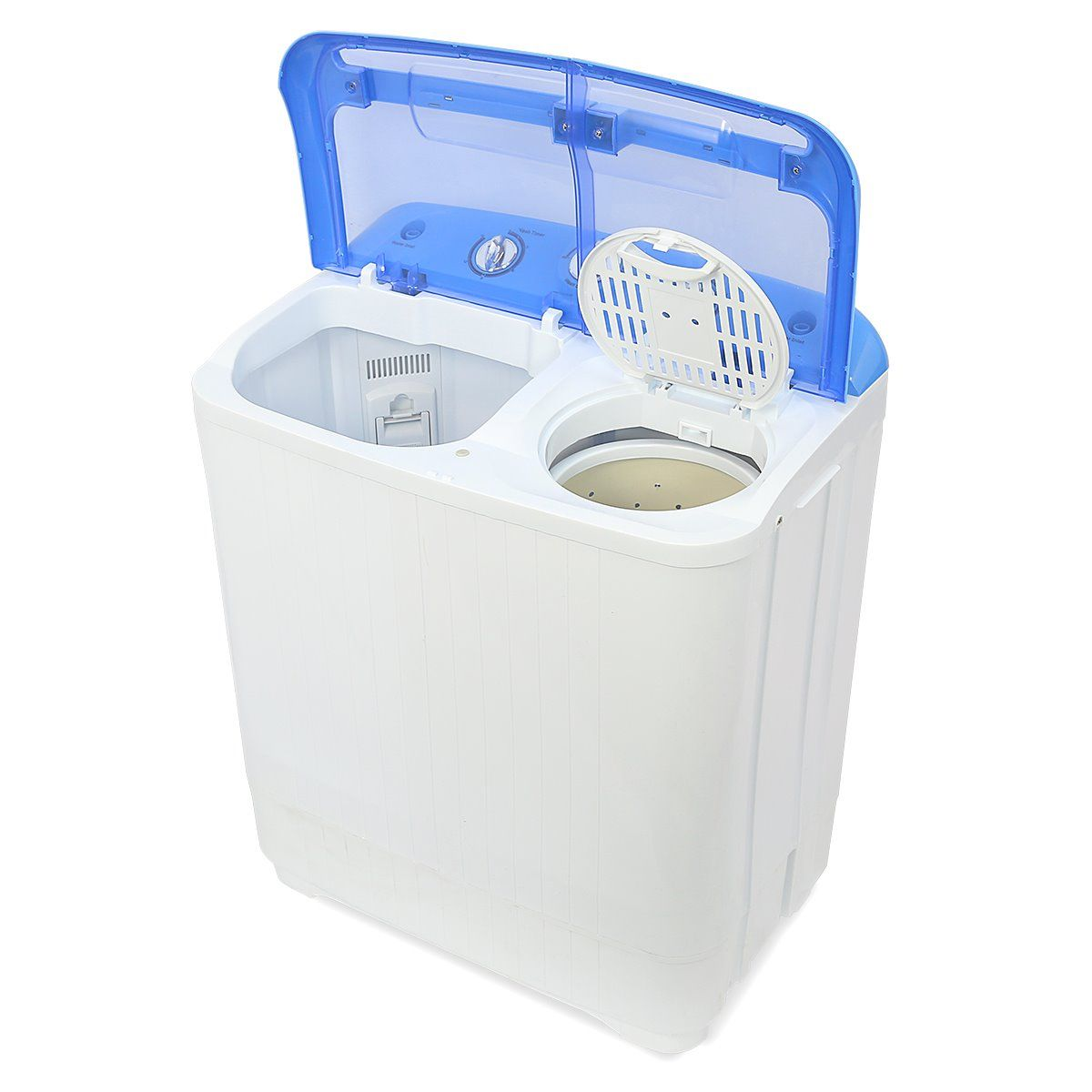 Mini Washer Dryer Combo 8lb Electric Mini Washer Spin Dryer