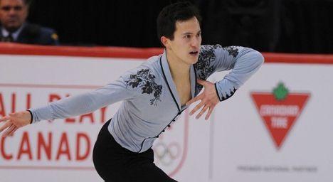 Patrick Chan(Canada)
