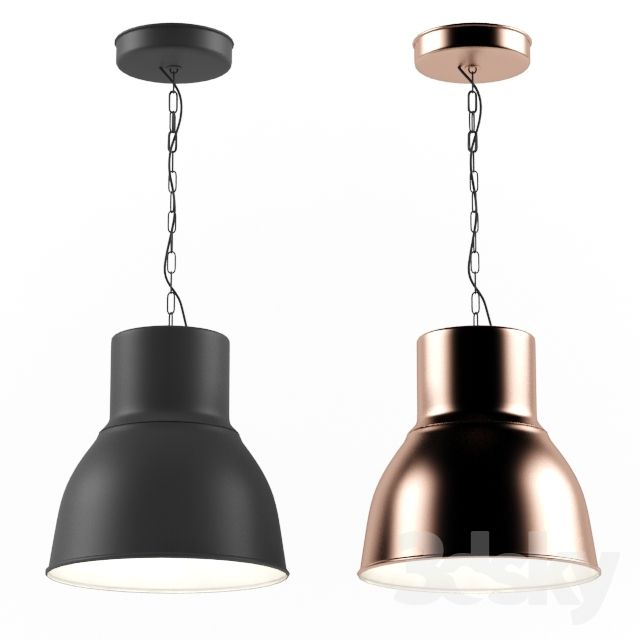 The Hektar Lamp From Ikea Is A Nice One Industrial But Still A