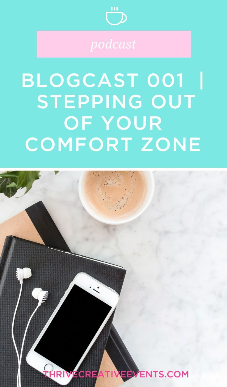 Ep 001 stepping out of your comfort zone with bree